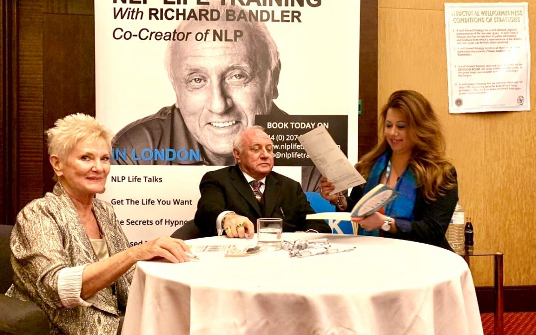 Take Charge of Your Life – Dr. Richard Bandler
