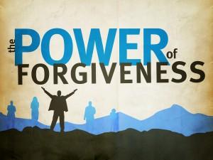 LET'S FORGIVE …